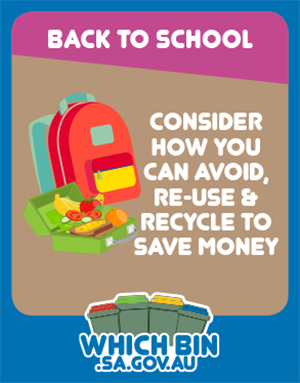 Back to school...back to school, please don't waste things like a fool!