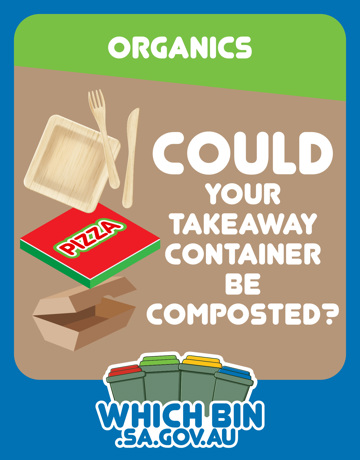 Could your takeaway container be composted?