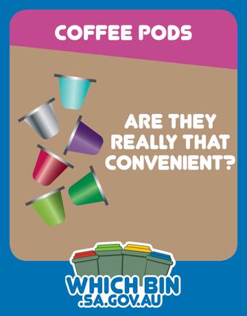 Are coffee pods really that convenient?