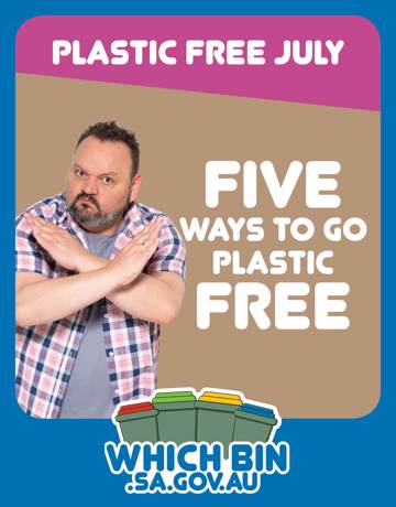 Five ways to go plastic free for July and hopefully beyond