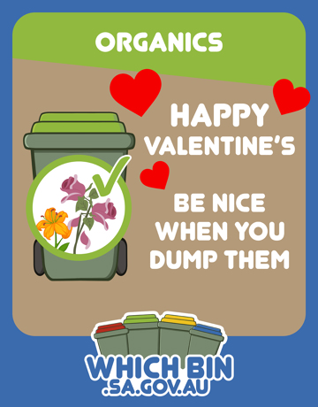 It's Valentine's Day, so why waste it?