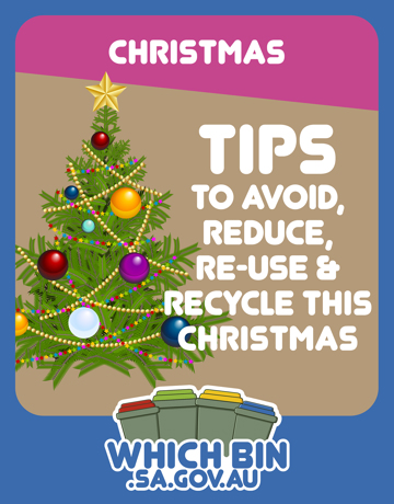 How to avoid and reduce waste this Christmas