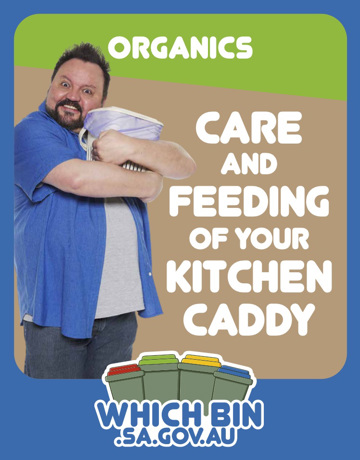 Kitchen Caddy & Green Bin Tips