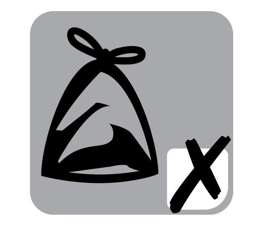 Plastic bags/wrap & bin liners