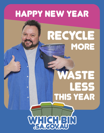 It's a New Year...so why waste it?