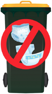 No Nappies in Recycling